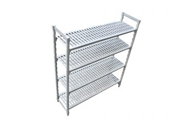 Plastic Mat Shelving 610mm