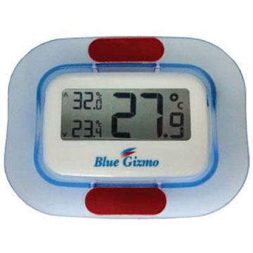 Digital Fridge Freezer Thermometer