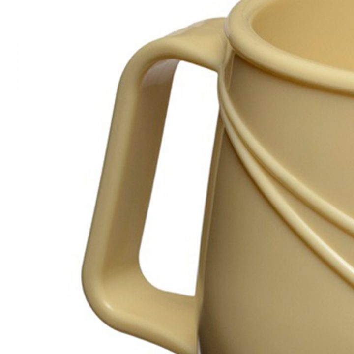 KH Moderne Insulated Single Handle Mug Yellow