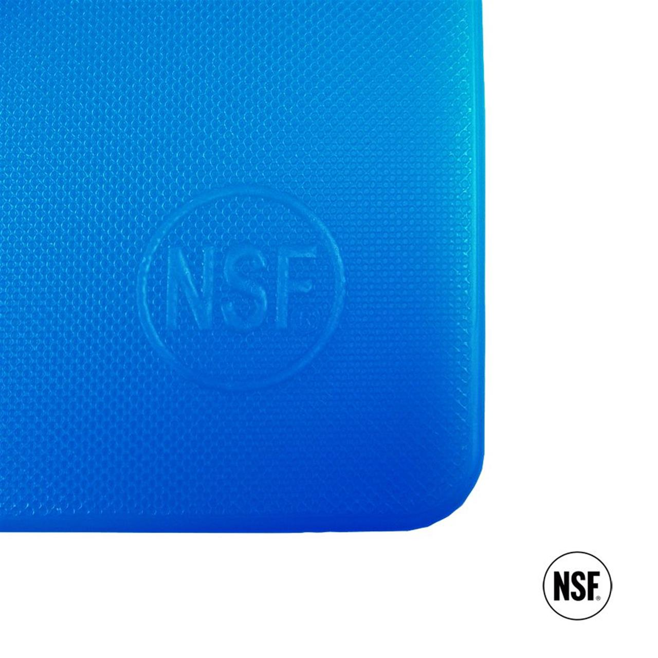 P.E Cutting Board Blue