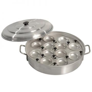 Aluminum Egg Poacher