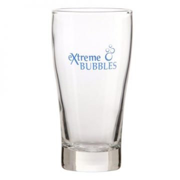 Extreme Bubbles Nucleated Beer Glasses