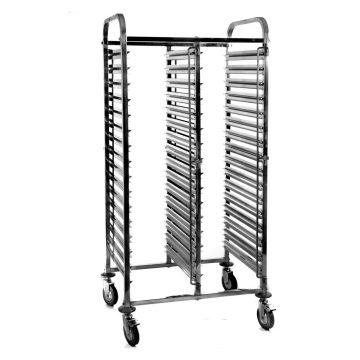 Pan Carrier Double Tier