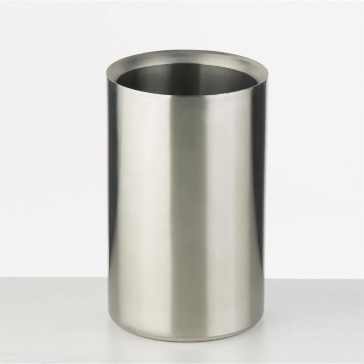 Insulated Wine Bucket Cooler Stainless Steel