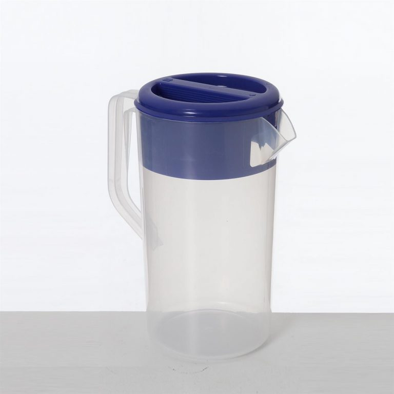 KH Jug Clear With Blue Lid
