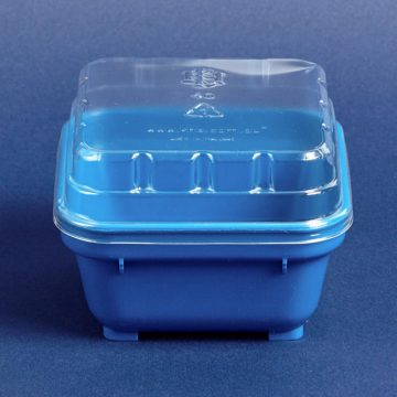 Disposable Lids For Square Bowl