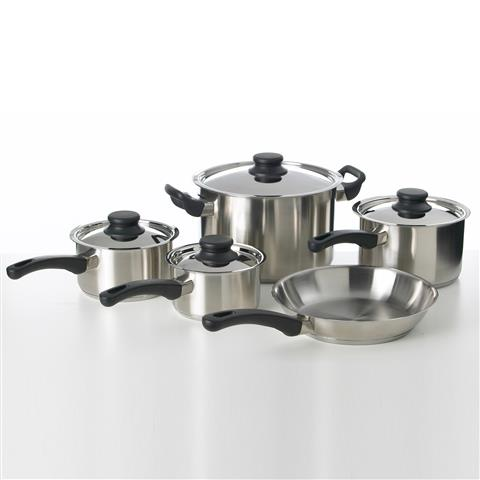 Stainless Steel Saucepans Sets