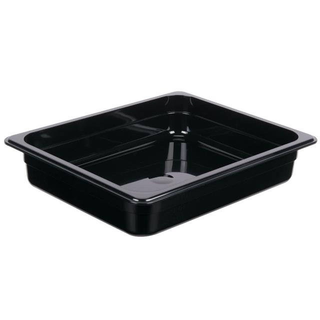 Polycarbonate-Steam-Pan-Black-Yamzar