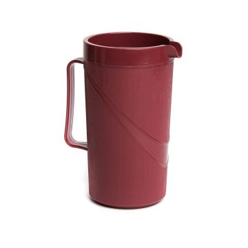 KH Moderne Insulated Jug 1lt Burgundy