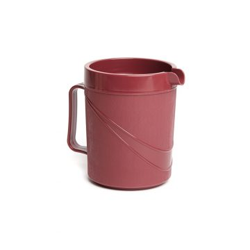 KH Moderne Insulated Jug 600ml Burgundy