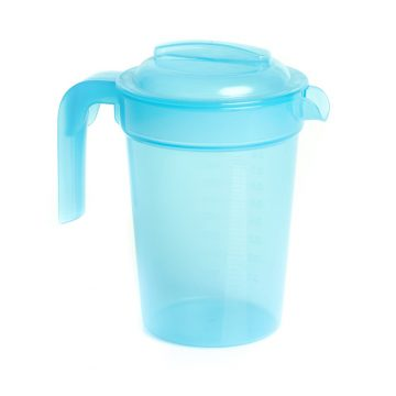 KH Traditional Graduated Jug Blue