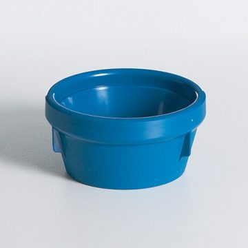 KH Traditional Insulated Soup Bowl Blue
