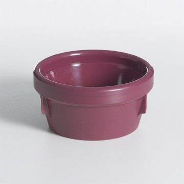 Soup Bowl 250mL Burgundy