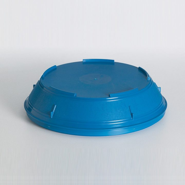 KH Traditional Plate Cover Insulated Blue