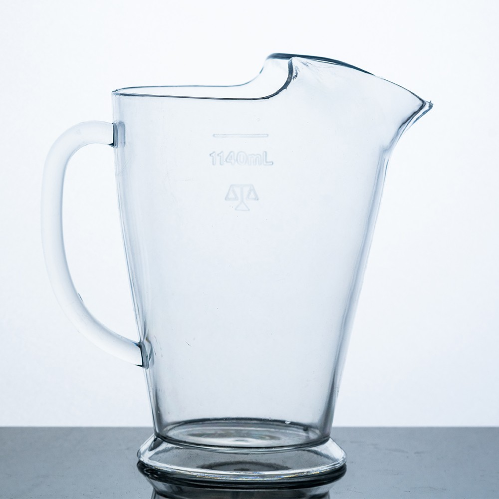 Plastic Beer Jug 1140ml