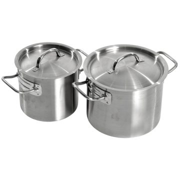 Stainless Steel Saucepot