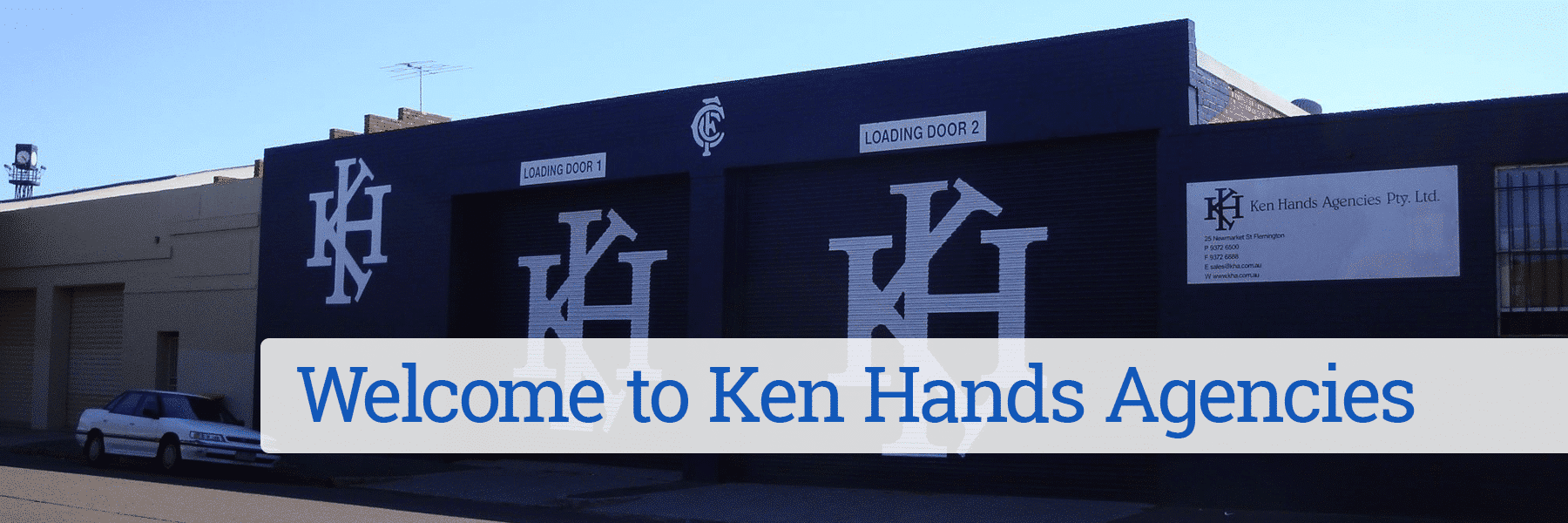 Welcome to Ken Hands Agencies