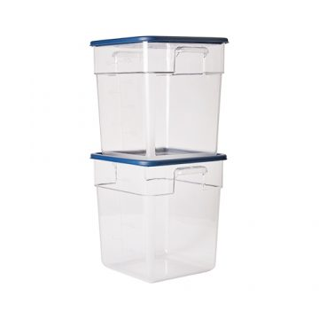 Storage Food Containers 17.2lt